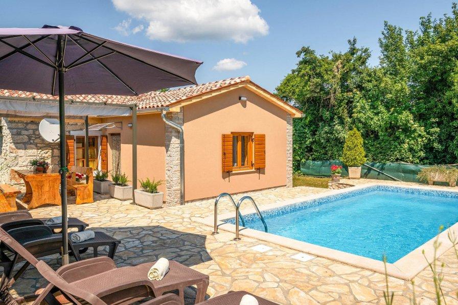 Villa in Croatia, Marceljani