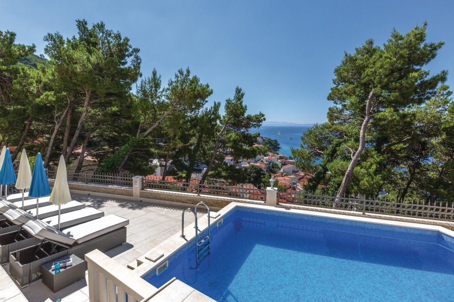 Apartment in Croatia, Brela