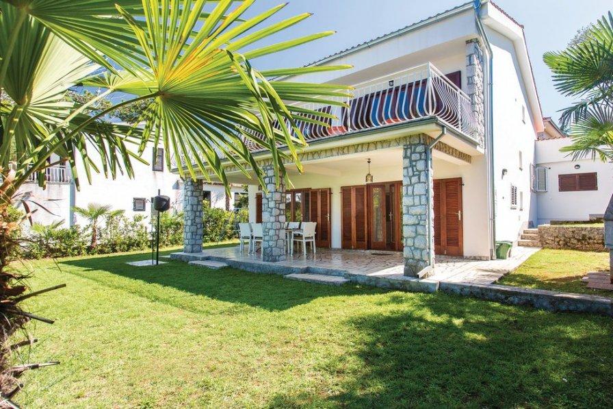 Villa in Croatia, Milčetići