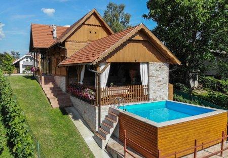 Villa in Velika Buna, Croatia