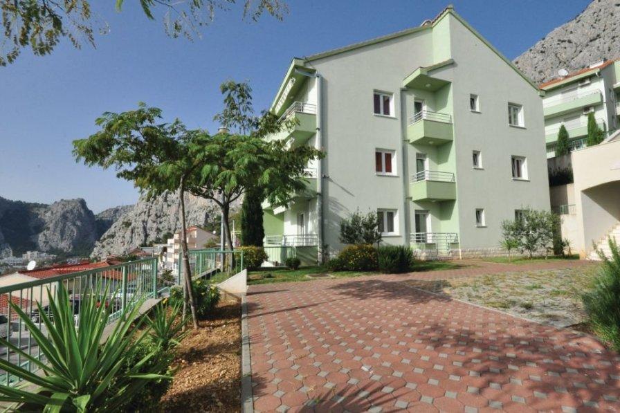 Apartment in Croatia, Omiš