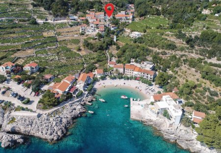 Villa in Podobuče, Croatia