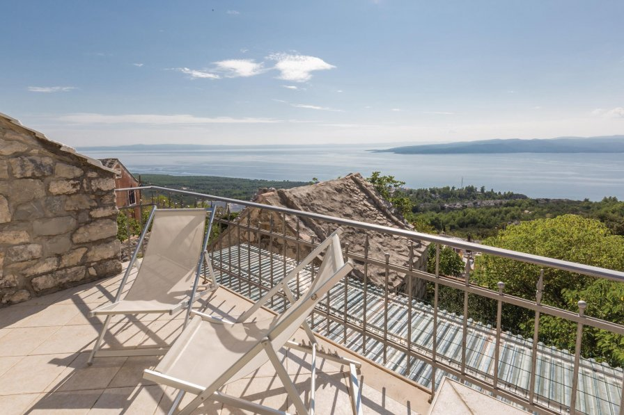 Villa in Croatia, Baška Voda