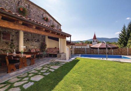 Villa in Vele Mune, Croatia