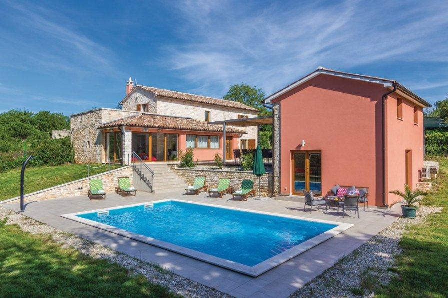 Villa in Croatia, Sveti Petar u Šumi