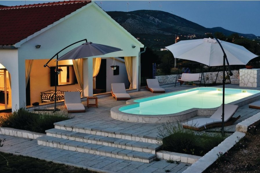 Villa in Croatia, Danilo