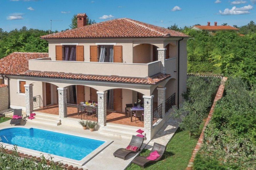 Villa in Croatia, Divšići
