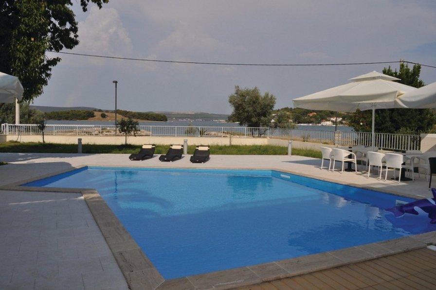 Apartment in Croatia, Mrljane