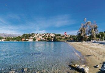 Villa in Croatia, Koločep Island