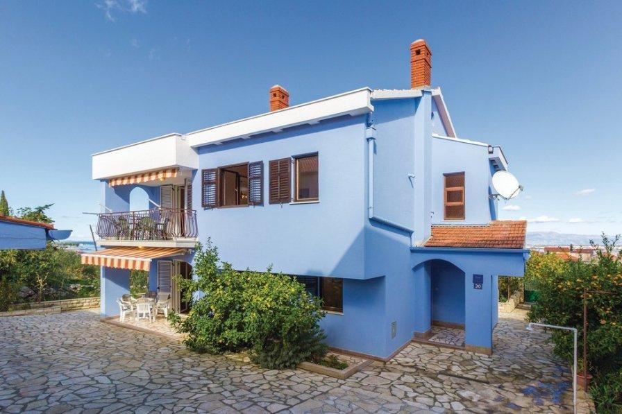 Villa in Croatia, Kali