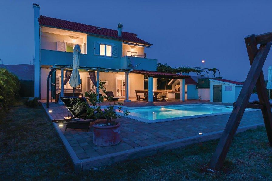 Villa in Croatia, Dubrava Kod Šibenika
