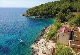 Villa in Zastražišće, Croatia