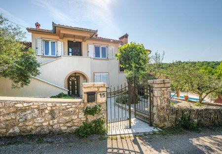 Villa in Barbići, Croatia