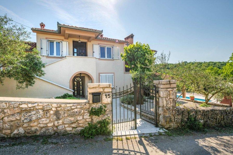 Villa in Croatia, Barbići