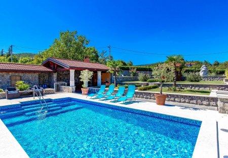Villa in Veli Brgud, Croatia