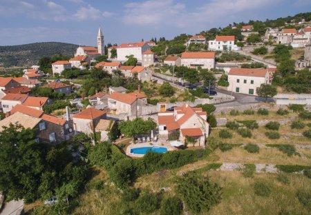 Villa in Nerežišća, Croatia