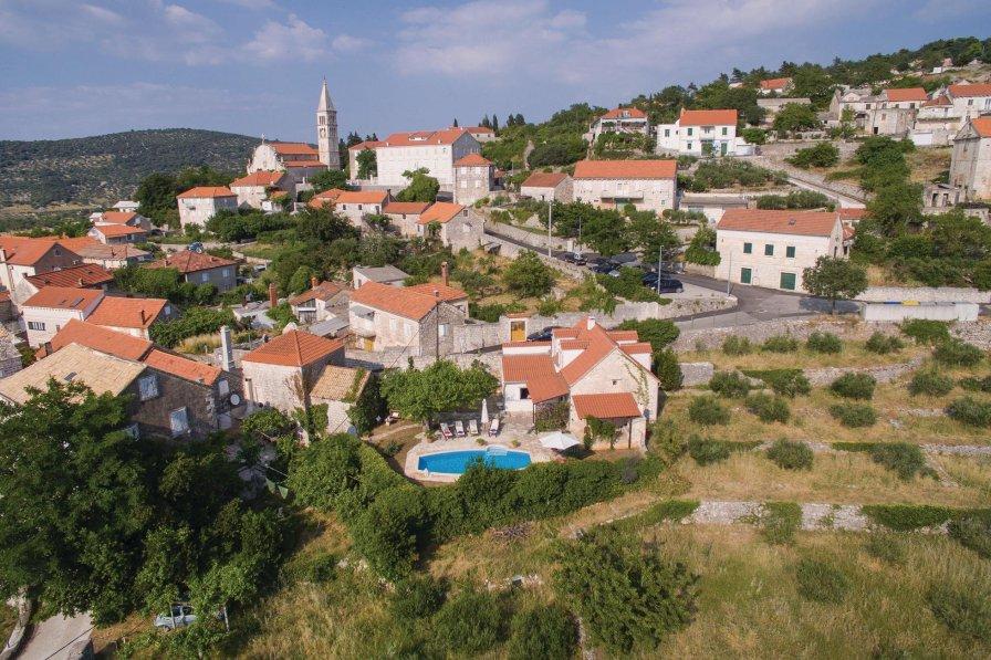 Villa in Croatia, Nerežišća