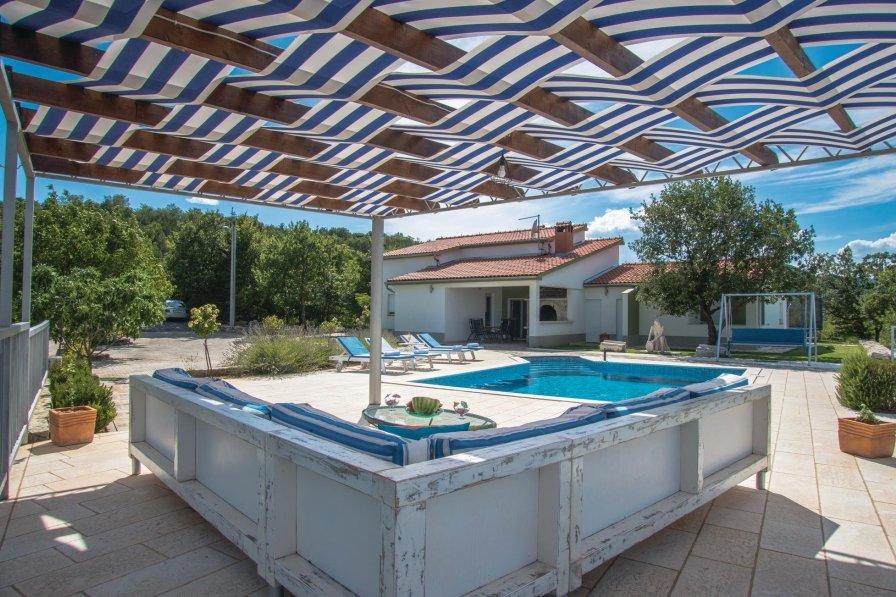 Villa in Croatia, Grubine