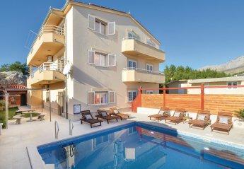 9 bedroom Villa for rent in Podstrana