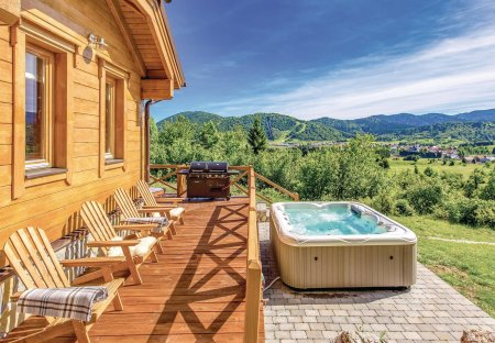 Villa in Mrkopalj, Croatia