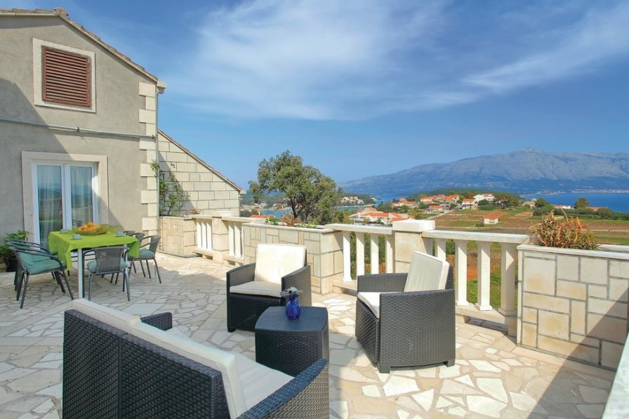 Apartment in Croatia, Lumbarda