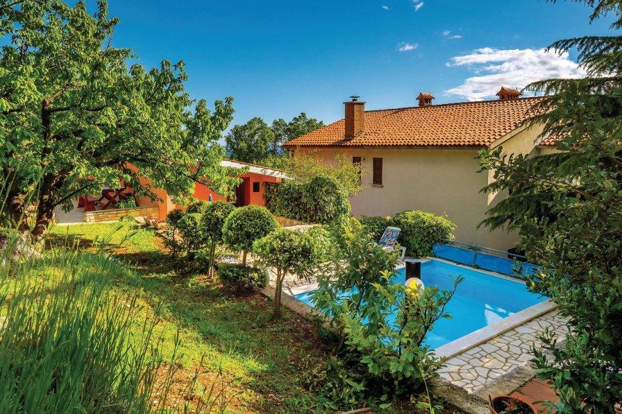 Villa in Croatia, Polje (Raša)