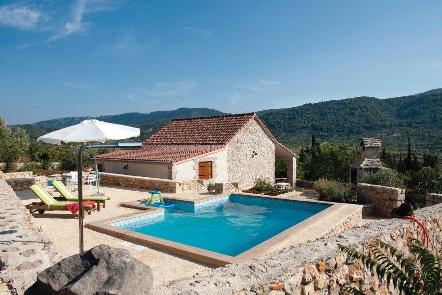Villa in Croatia, Stari Grad