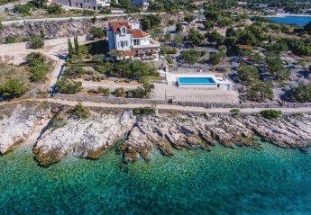 6 bedroom Villa for rent in Primosten