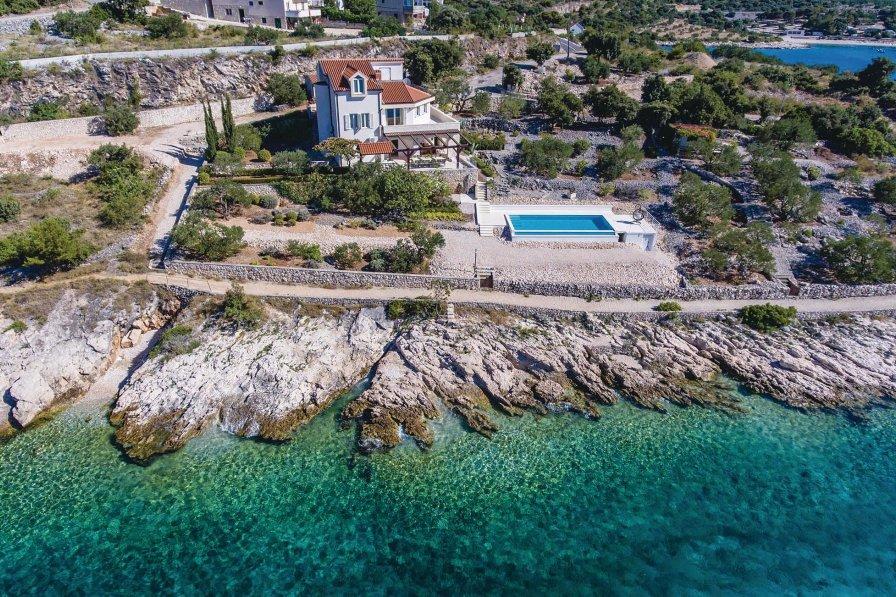 Villa in Croatia, Primošten Burnji