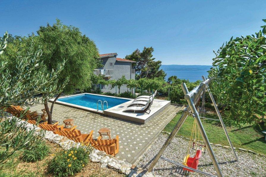 Villa in Croatia, Omiš