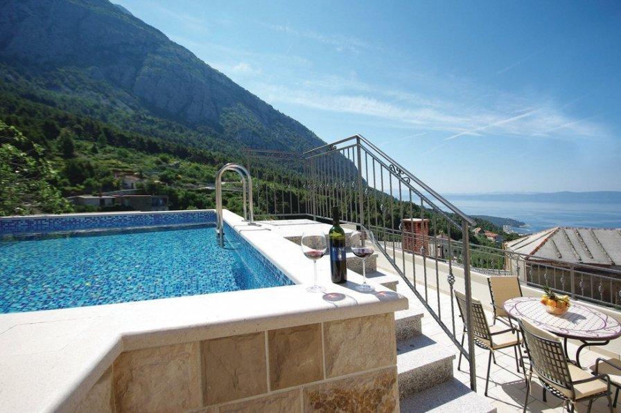 Villa in Croatia, Veliko Brdo