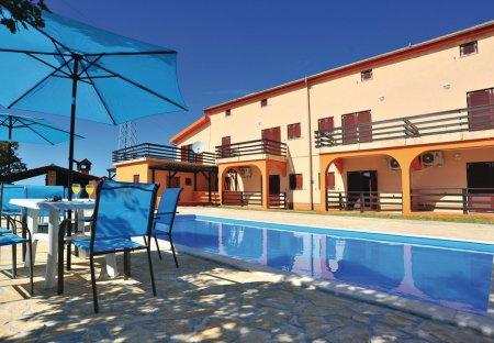 Apartment in Bilice, Croatia