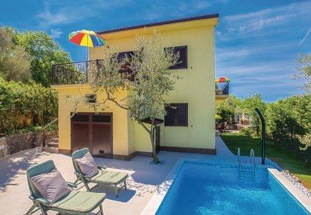 Villa in Soline (Krk), Croatia