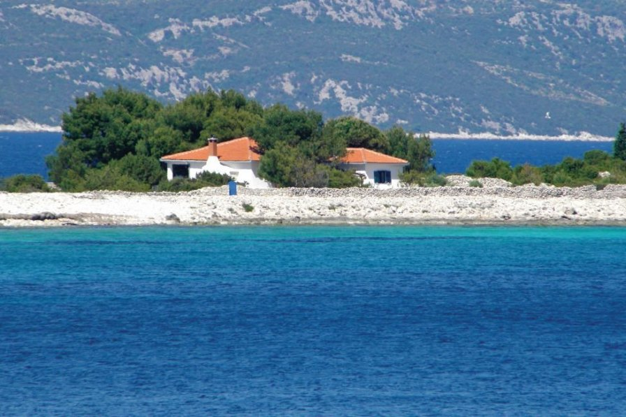 Villa in Croatia, Drvenik Mali: OLYMPUS DIGITAL CAMERA