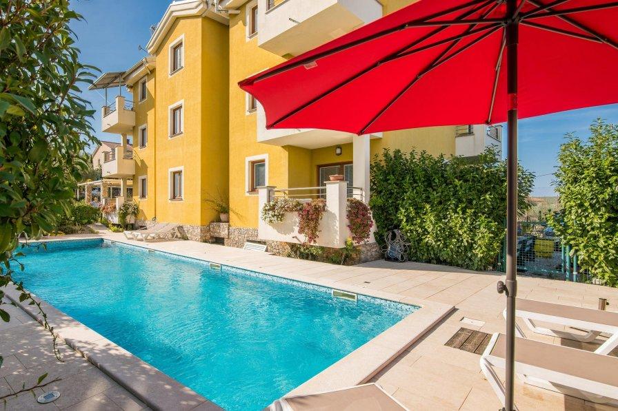 Apartment in Croatia, Vrh