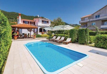 Villa in Banjol, Croatia
