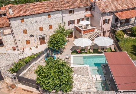 Villa in Peresiji, Croatia