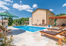 Villa in Beram, Croatia