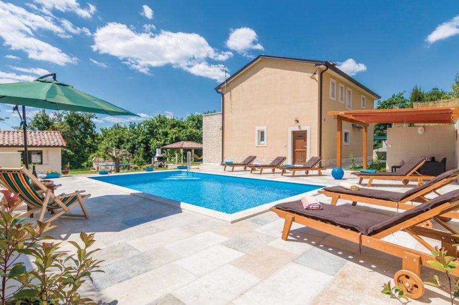 Villa in Croatia, Beram