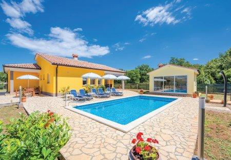 Villa in Štrmac, Croatia