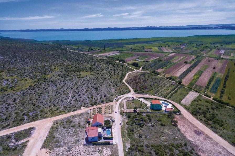 Villa To Rent In Vrana Croatia With Swimming Pool 207803