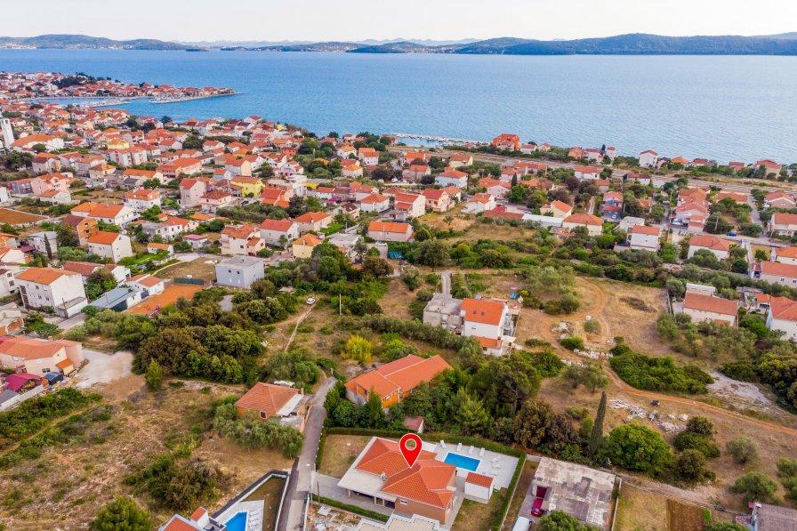 Villa in Croatia, Bibinje