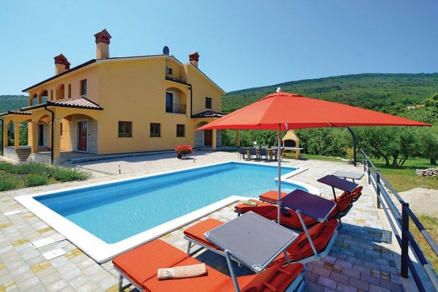 Villa in Croatia, Drenje