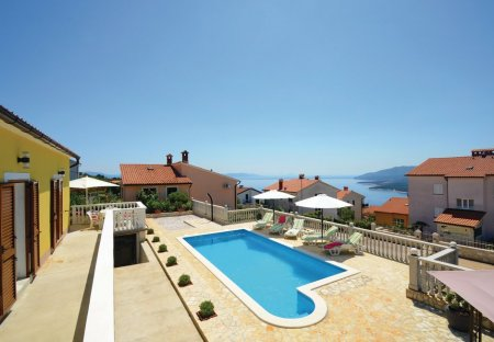 Villa in Rabac, Croatia