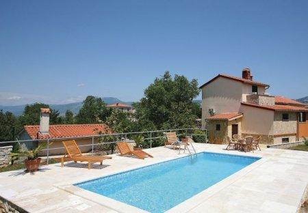 Villa in Veljaki, Croatia