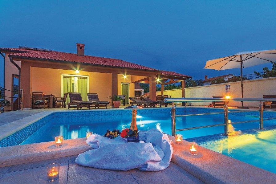 Villa in Croatia, Filipana
