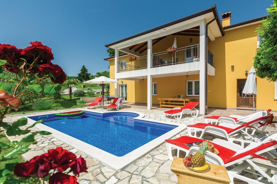 Villa in Croatia, Kranjci