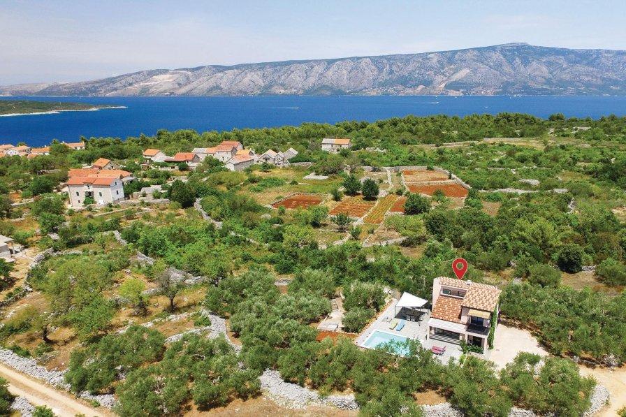 Villa in Croatia, Rudina