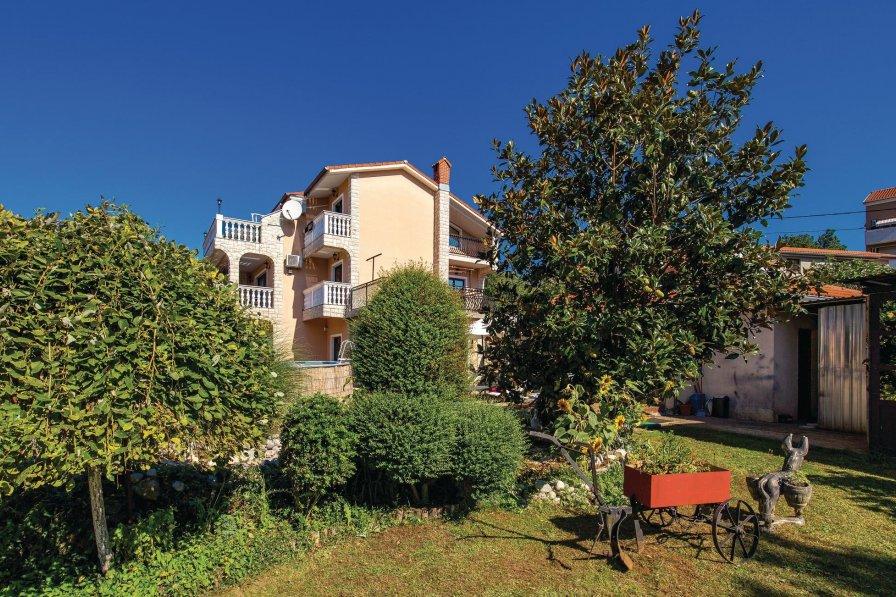 Apartment in Croatia, Sroki