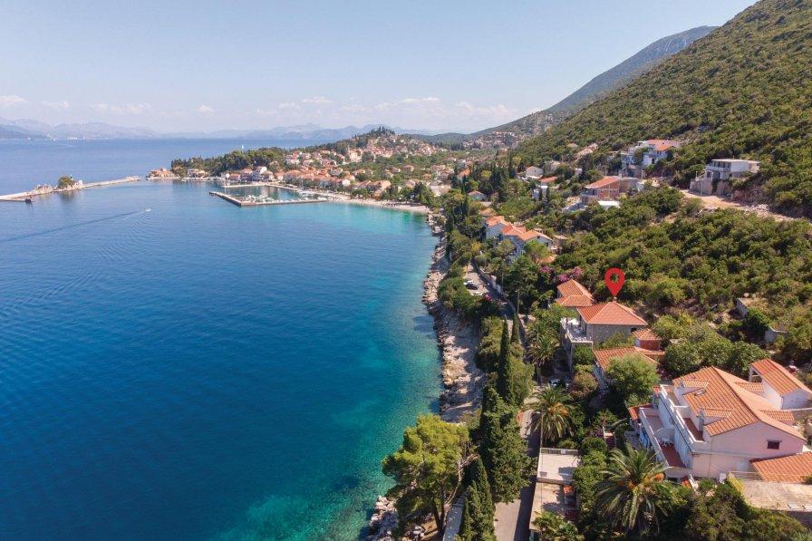 Villa in Croatia, Trpanj